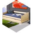 Детские и двухъярусные кровати