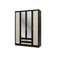 Шкафы-купе 4-х дверные
